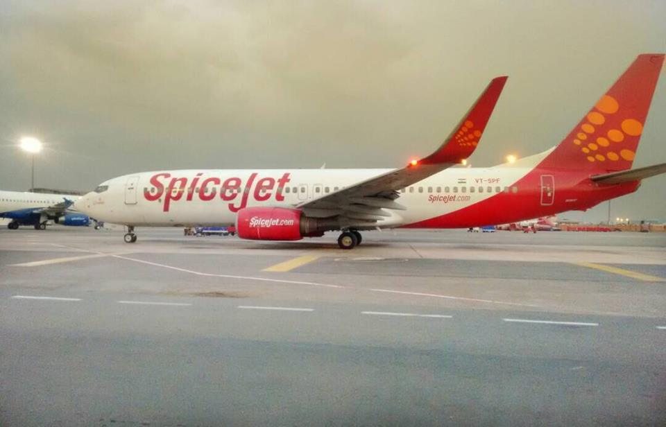 SpiceJet Mega Monsoon Sale for Fare starting at Rs 699 Only