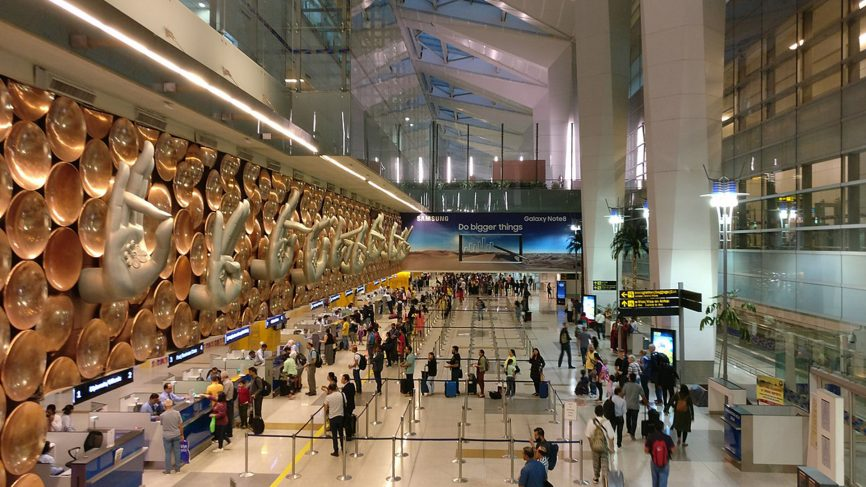 Delhi airport to install facial recognition trials begin September 6
