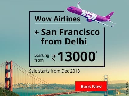 Wow Air announces services from Delhi to US