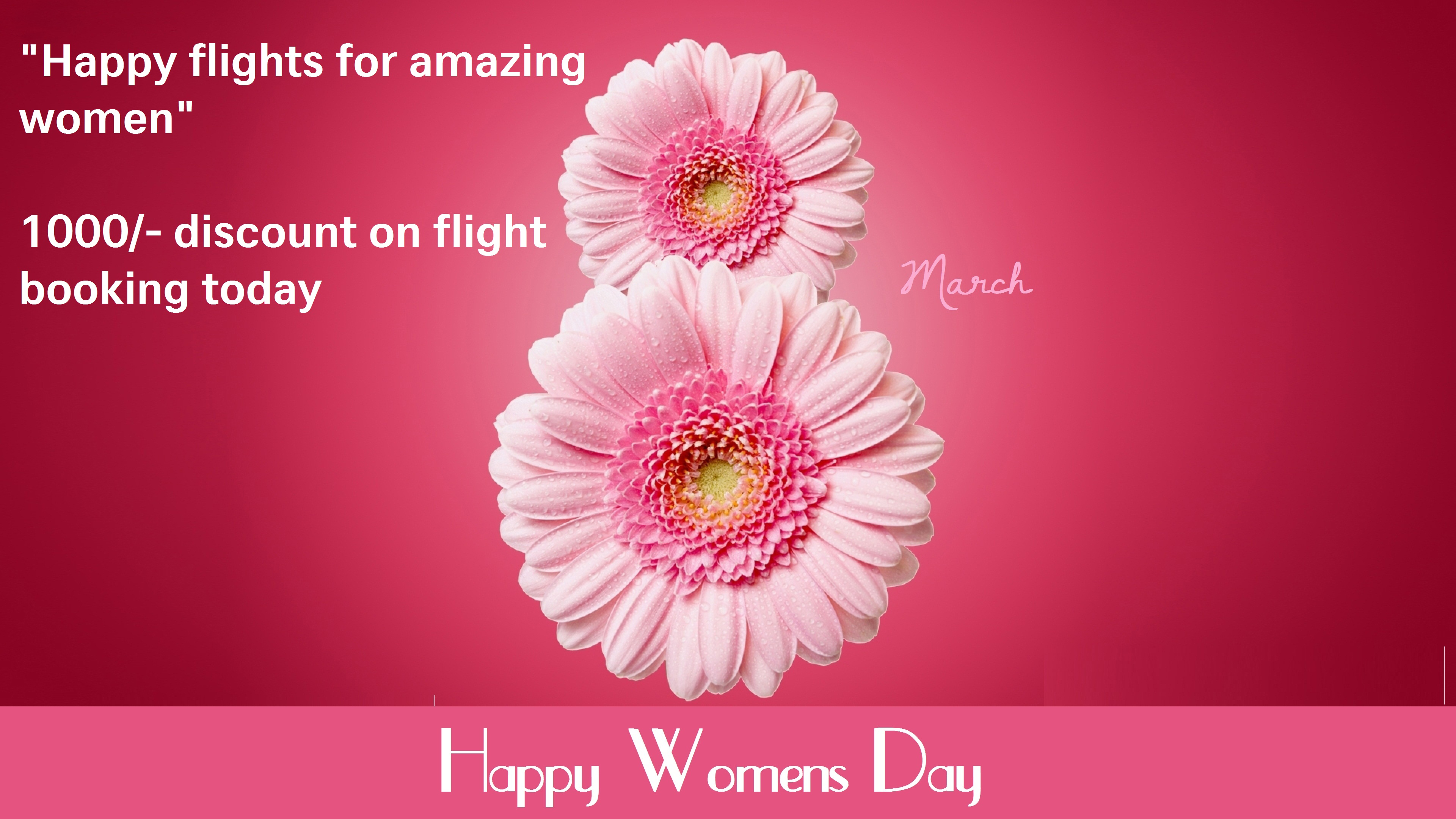 Happy Womens day special