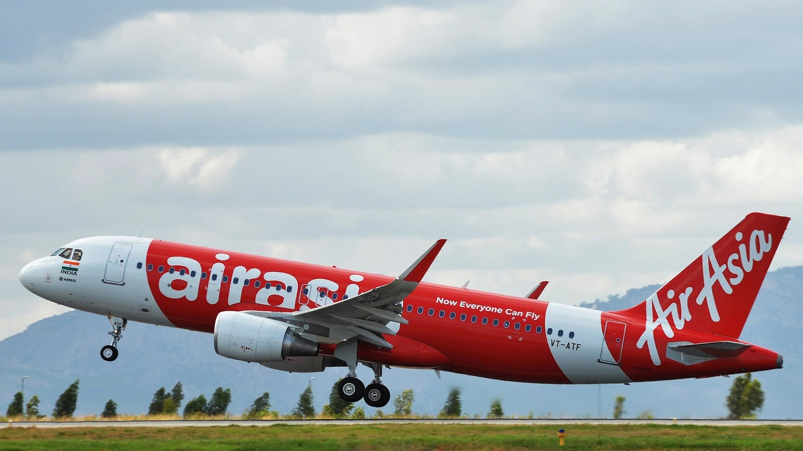 Air Asia Offers Fares From INR 1299 In Year End Sale