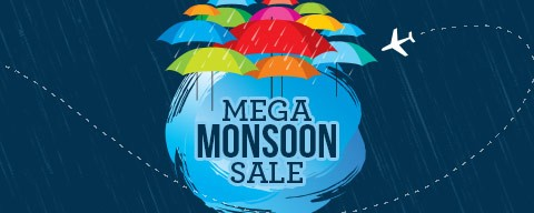 Airlines Monsoon Sale