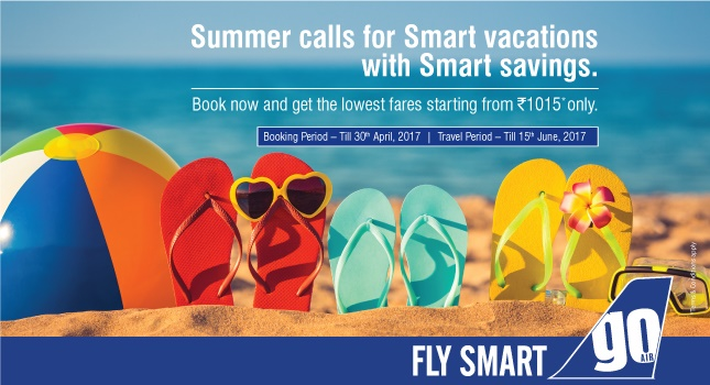 Go Air Domestic Flights Ticket Booking Offers