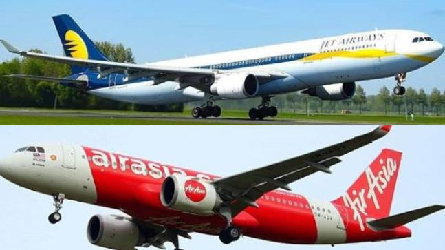 Jet Airways, AirAsia Offer Discount On Domestic, International Flight Tickets