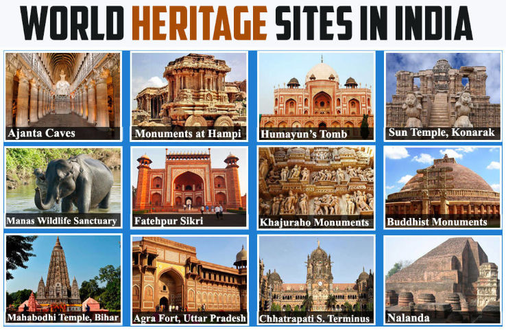 the heritage of india