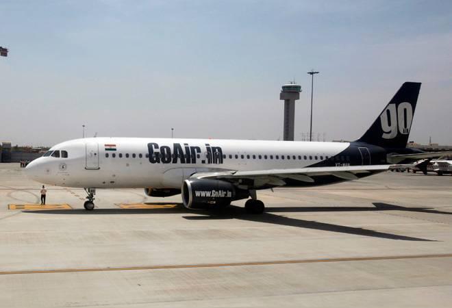 GoAir Group Booking