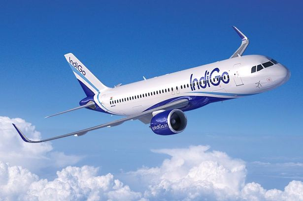 GoIndigo Airlines Group Booking