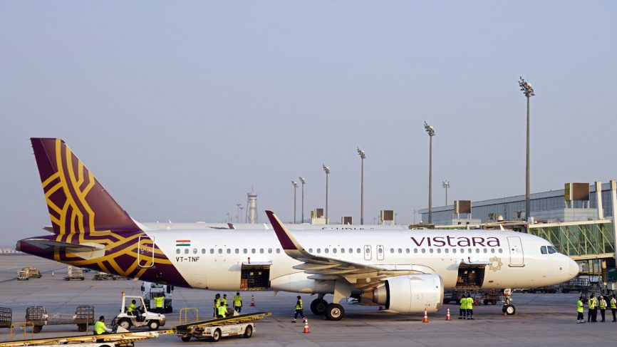 Airvistara Group Booking