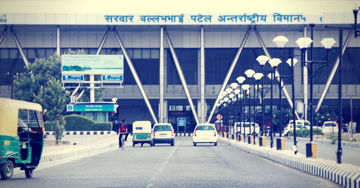 Ahmedabad Airport Airport