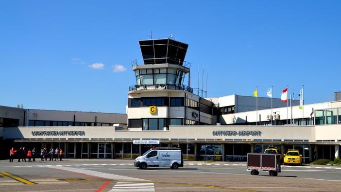 Antwerp International Airport