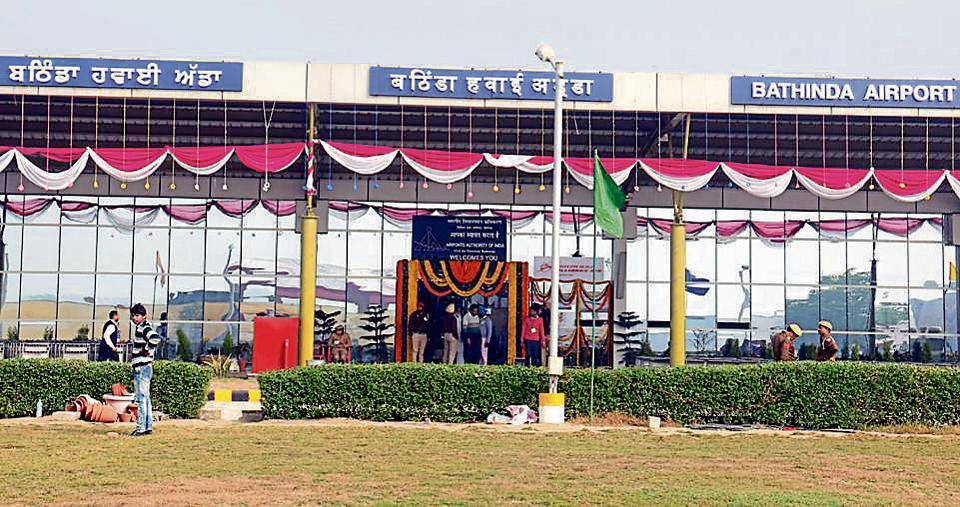 Bhatinda Airport