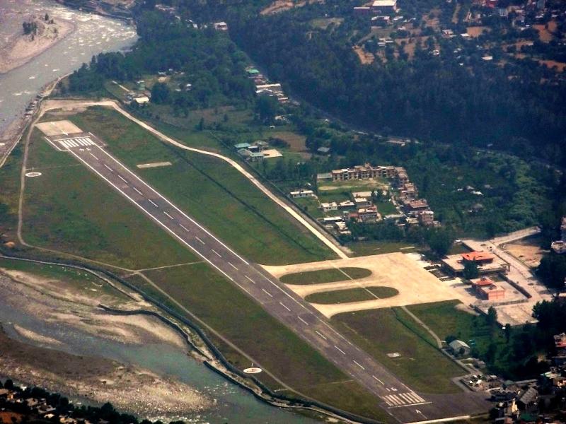 Bhuntar Airport
