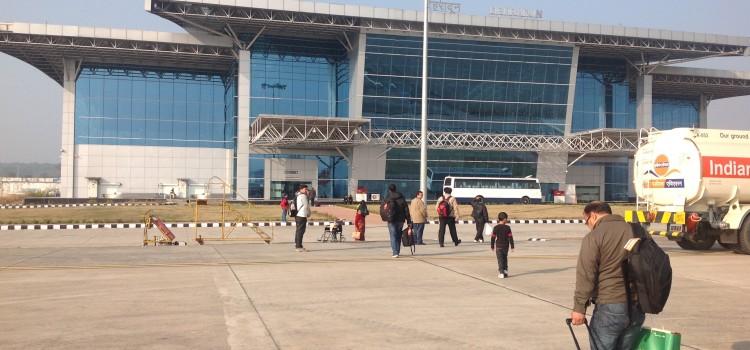 Dehra Dun Airport Airport