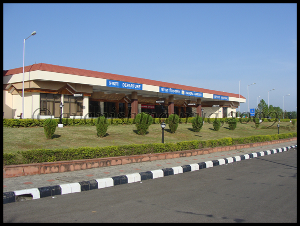 Gaggal Airport (DHM)