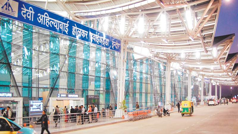 Indore Airport Airport