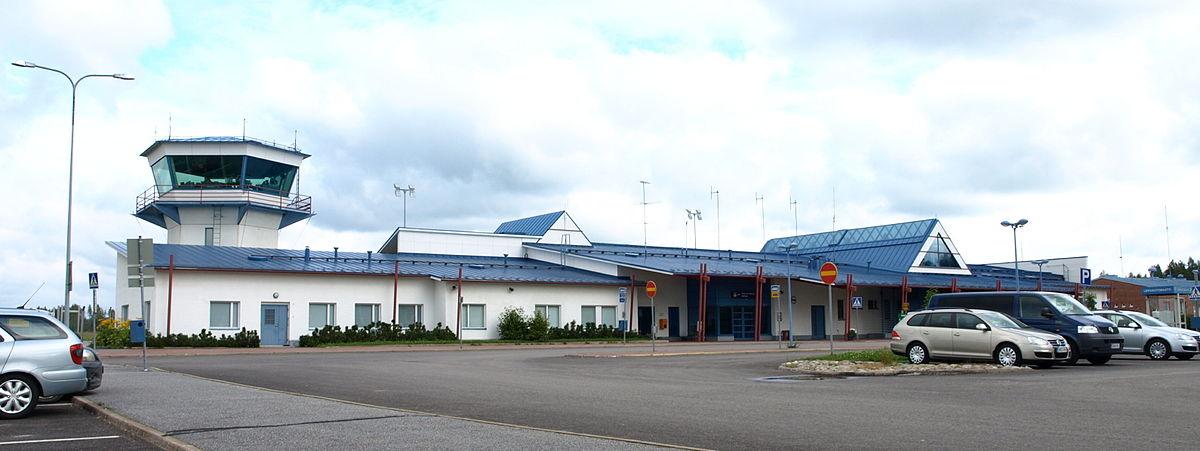 Kajaani Airport