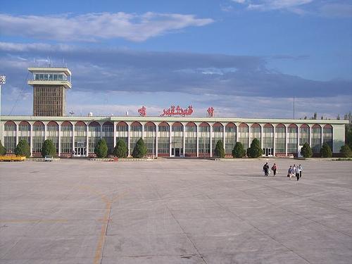 Kashi Airport