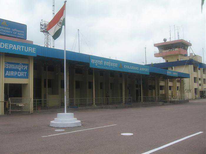 Khajuraho Airport