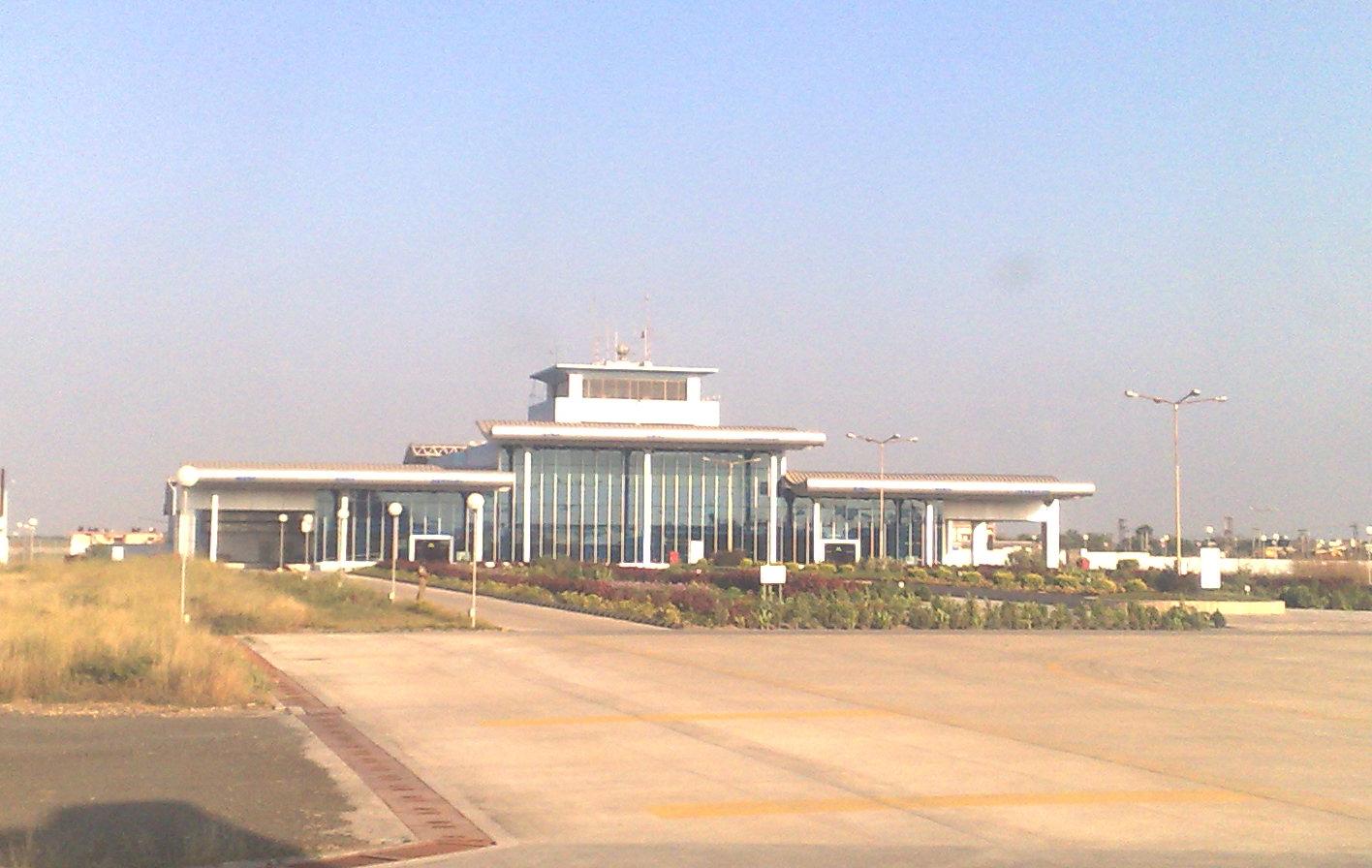 Porbandar Airport Airport