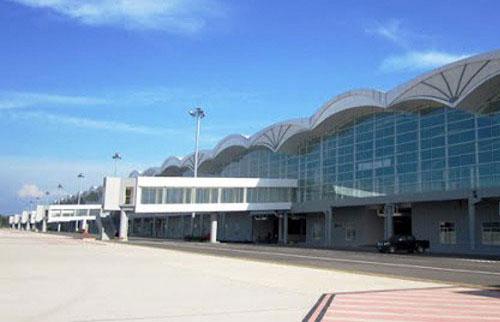 Sepinnggan Airport