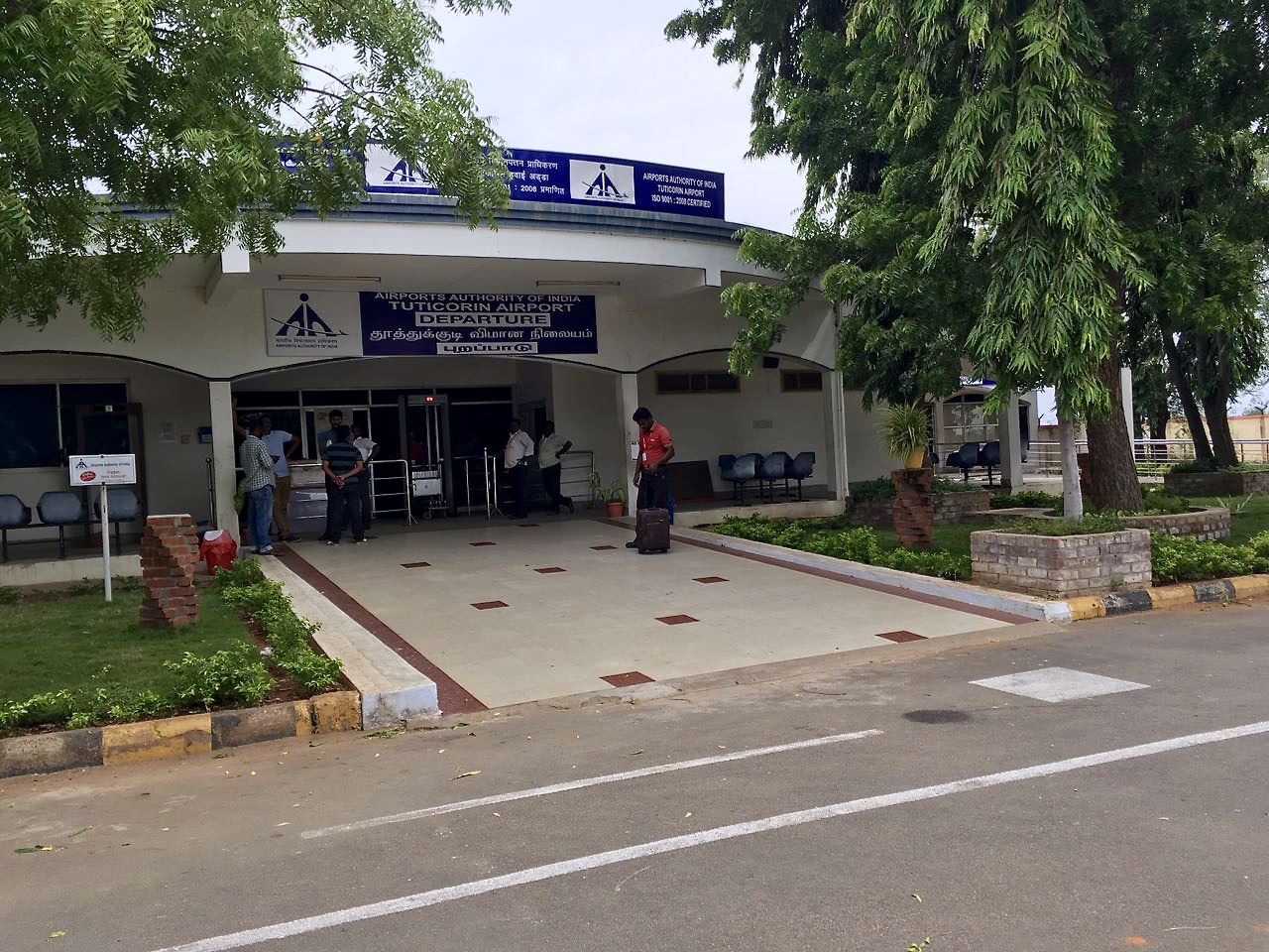 Tuticorin Airport