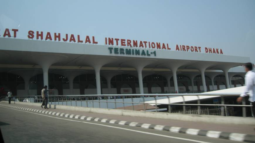Zia International Airport