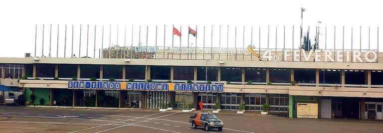 angola international airport