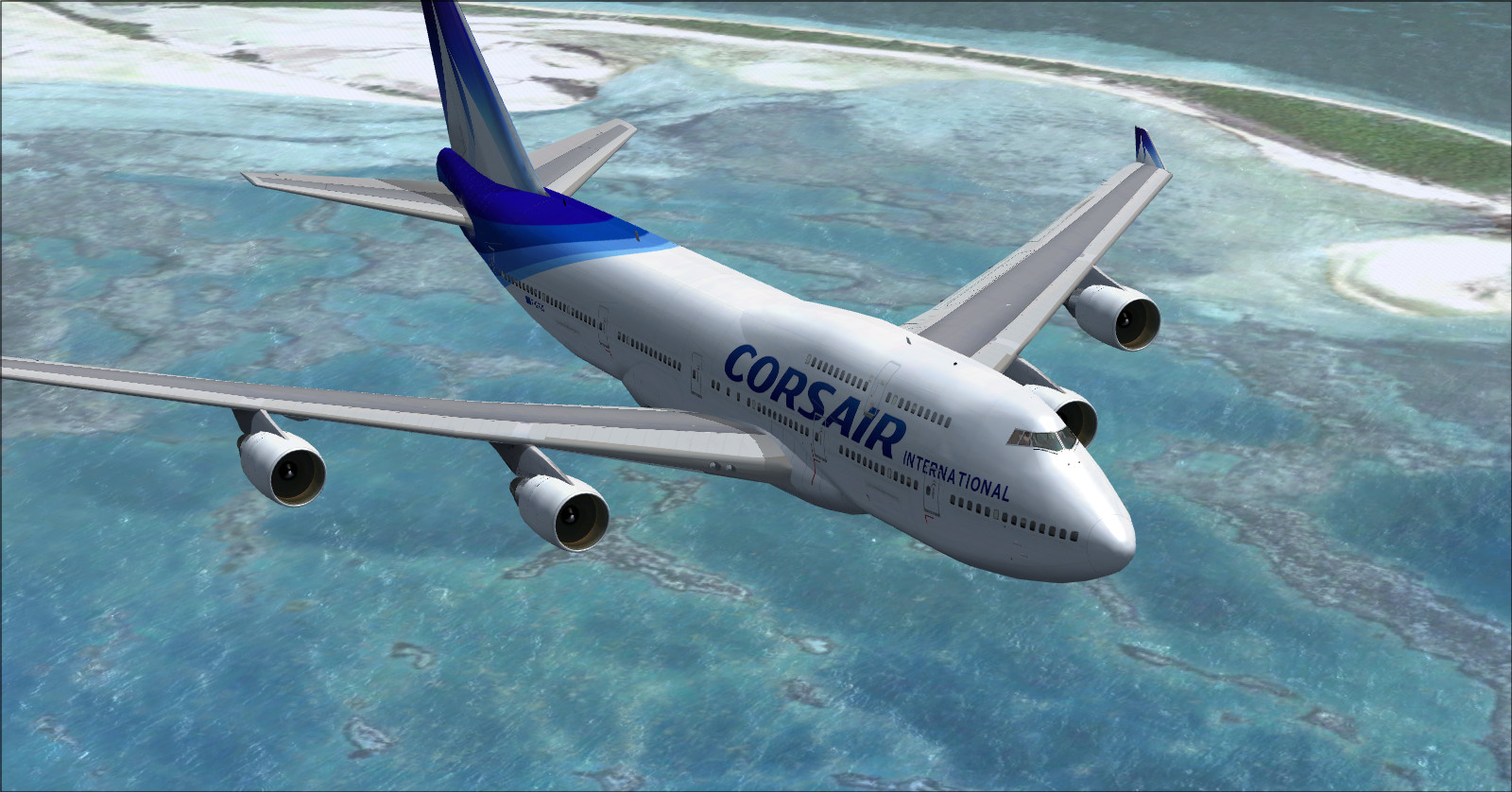 About Corsair Airline Flight Ticket Booking | FareHawker - An