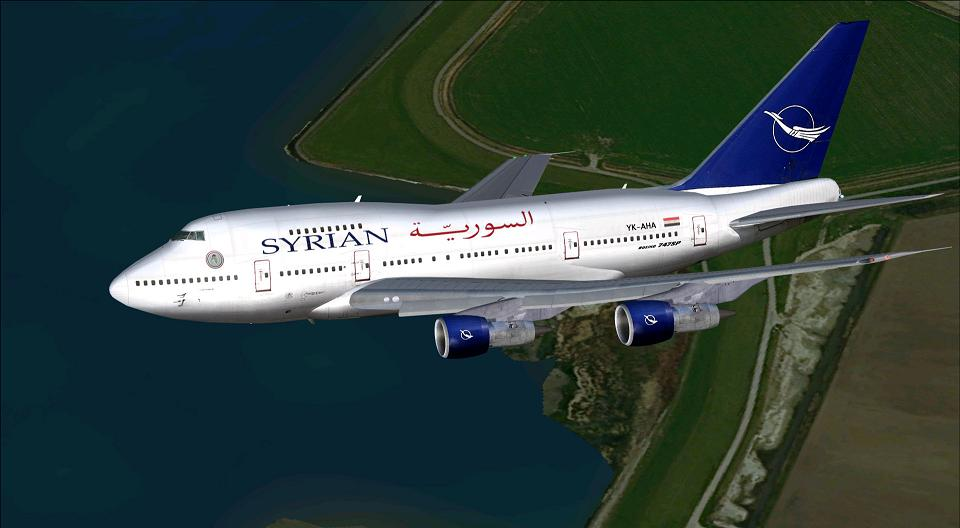 Syrian Arab Airlines