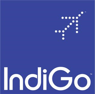 GoIndigo Airlines logo